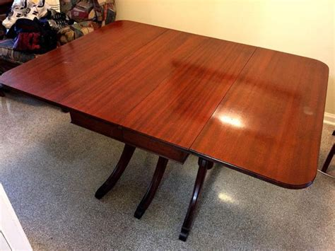 duncan phyfe dining table 1940 35 antique drop leaf dining table designs table