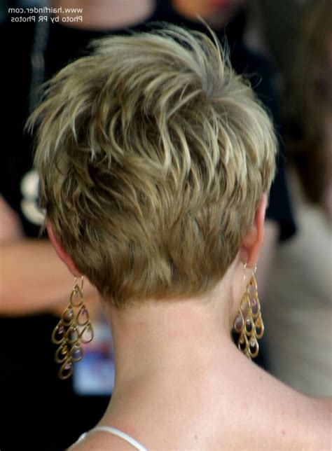 stacked cut hairstyle for older women short hairstyles in the back hairstyles ideas