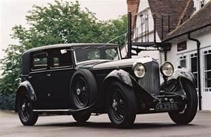 1930s Bentley 1930 1932 Bentley 8 Litre Bentley Supercars Net
