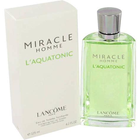 Parfume Miracle Lancome Wanita miracle l aquatonic cologne by lancome buy perfume