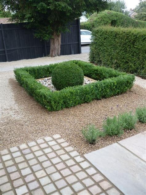 box hedge topiary demeter design landscape designer cambridge and norfolk