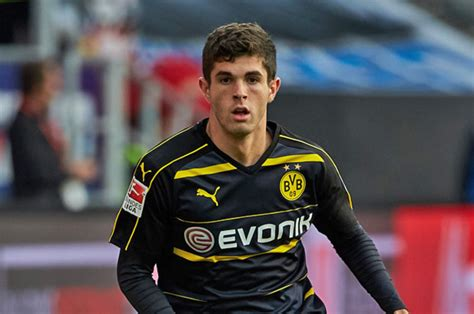 christian pulisic manchester united liverpool news transfer target christian pulisic admits