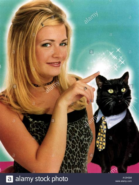 sabrina the witch sabrina the witch tv show stock photo royalty