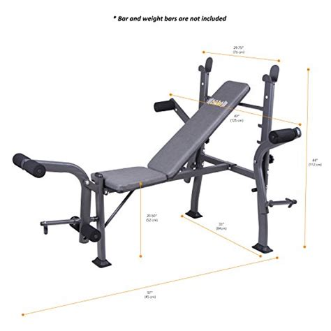 standard weight bench olympic weight benches body ch standard weight bench