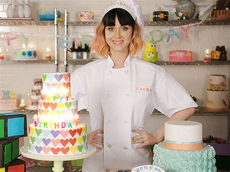 birthdate katy perry katy perry birthday video ace of cakes great ideas
