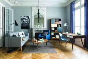 Tendance maison 2015 2016 un salon style ann 233 e 60 sign 233 maison du