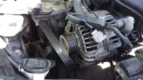 replace alternator    toyota corolla