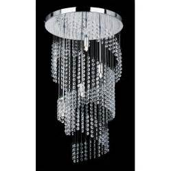 Glass Chandelier Awesome Light Chandelier Design 100knot