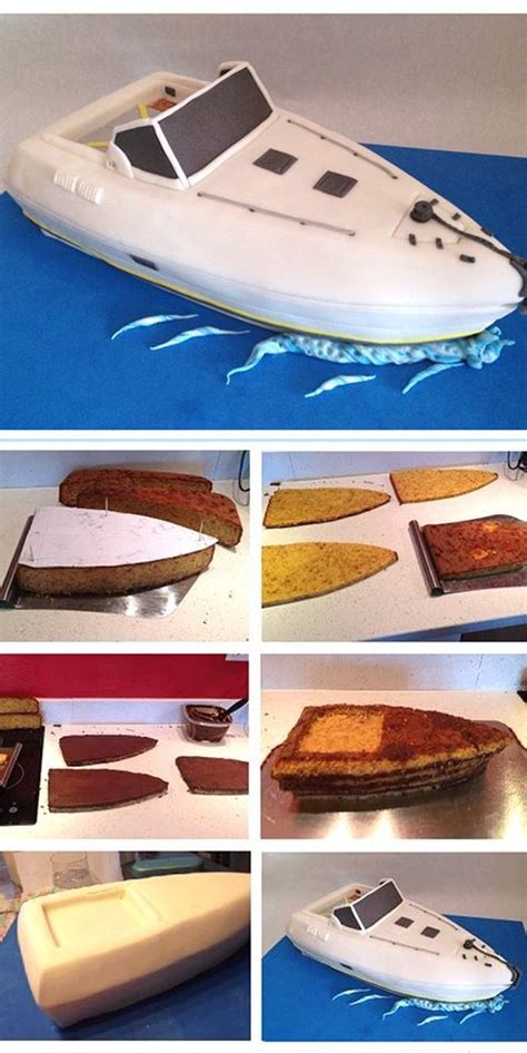 moana boat fondant tutorial speedboat cake fondant how to s pinterest cake cake