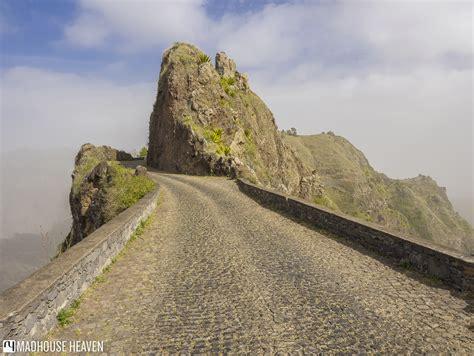 delgadinho mountain ridge cape verde