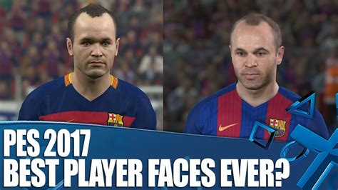 best pes pes 2017 the best player likenesses
