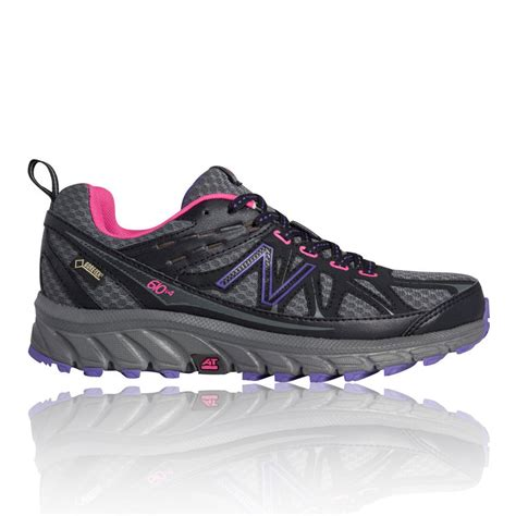 waterproof trail running shoes womens new balance wt610gt4 womens waterproof trail running