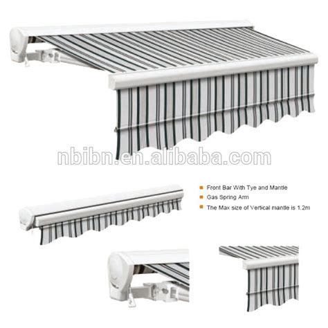 awning hand crank awnings for balcony gazebo sunshade awnings retractable