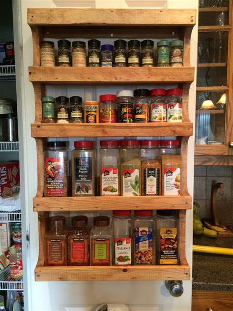 Customizable Spice Rack by Creations