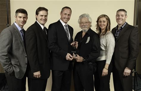 David Suzuki Awards Guelph Tribune Honours For Local Firm January 15 2013
