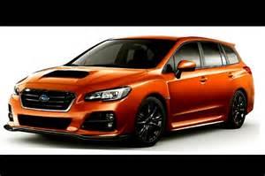 Subaru Levorg Sti Photos Subaru Levorg Sti Premium Sports 2016 From