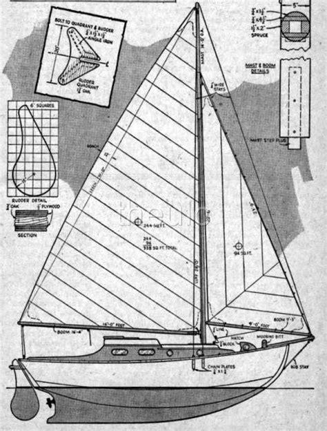 sail boat plans sailing yacht catamaran