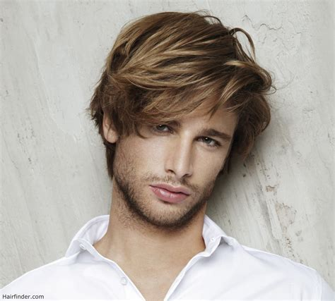 hairstyle for silky hair boy hair loss men s hairstyle with top hair that falls into the face