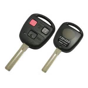 Lexus Key 3 Buttons Remote Key 314 4mhz 4c Chip For Lexus