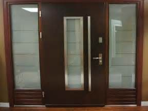 Contemporary Exterior Doors Door Windows Ideas Design Modern Exterior Doors Wood