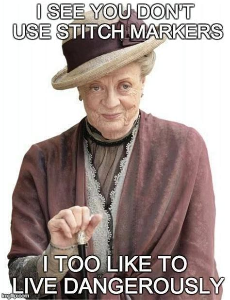 Knitting Meme - downton abbey knitting memes knitting free