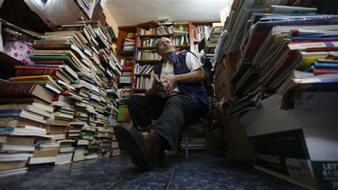 libro man in the music this colombian man has rescued 20 000 books from the trash for the children in his community