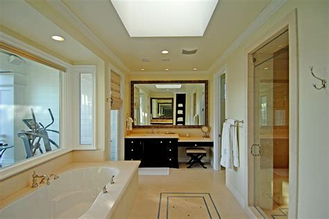 gym bathroom master bathroom with gym traditional bathroom los