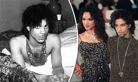 princes ex wife mayte garcia it was the most bizarre prince dead the tragedy behind the pop icon s musical