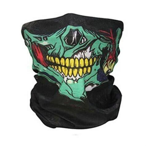 Skull Bandana Cycling Mask skull scarf mask bandana bike cycling