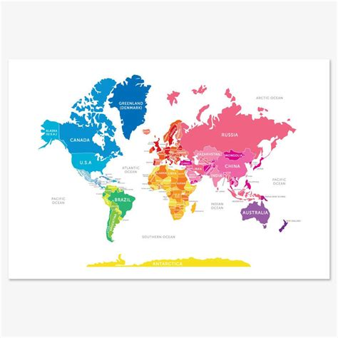 printable world map sparklebox map of the world for kids to print www pixshark com