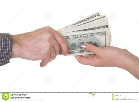 Of Getting by Getting Money Royalty Free Stock Image Image 1641116