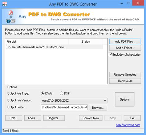 dwg format converter top five very useful tools to convert pdf to dwg file