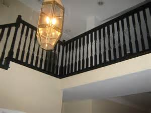 Black Balusters Black Baluster A Can Do It