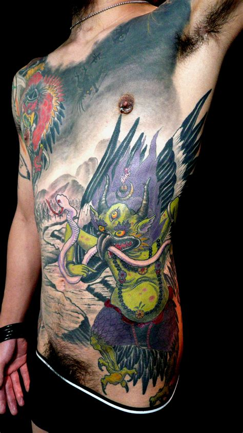 yokai tattoo tattoo collections