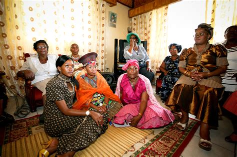 Nigerian Home Decor by A Traditional Wedding The Acceptance 187 Francois Van Zyl