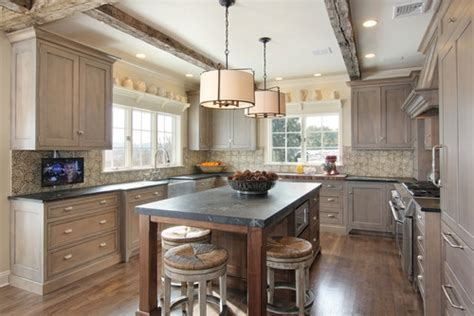 rustic oak kitchen cabinets cerused french oak kitchens and cabinets kitchen trend 2016 petite haus