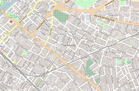france latitude sartrouville map france latitude longitude free france maps