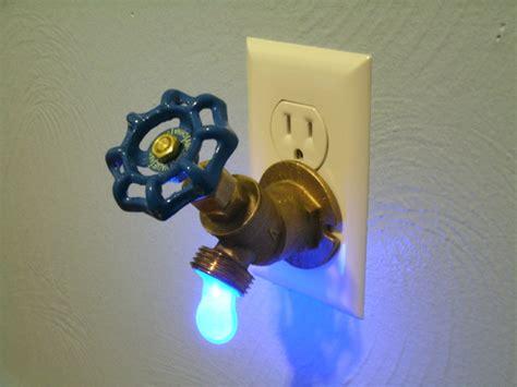 Water Faucet Light by Blue Led Faucet Valve Light