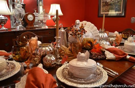thanksgiving tablescape thanksgiving tablescape table setting with pottery barn