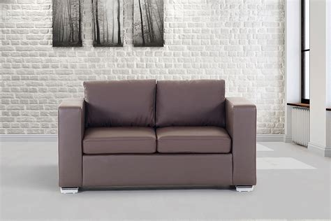 ebay uk leather sofas leather sofa seat living room furniture