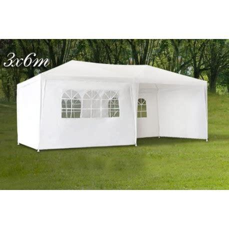 tende per eventi tenda gazebo per feste per fiere e mercati 3x6 impermeabile