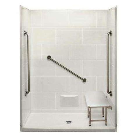 Ada Compliant Shower by Ada Compliant Shower Stalls Kits Showers The Home
