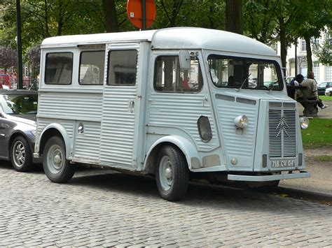 Citroen H by Citroen Type H