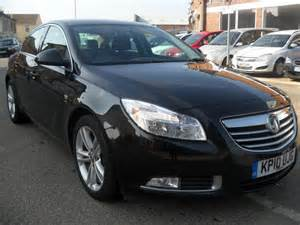 Used Vauxhall Insignia For Sale Uk Used Vauxhall Insignia 2010 Diesel 2 0 Cdti Sri Nav Saloon