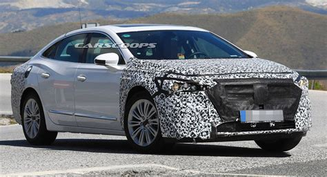 2020 Buick Lacrosse by 2020 Buick Lacrosse Facelift Spied With Minor Styling
