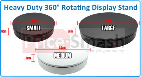 rotating table for product photography shop display stand 360 degree rotating turntable mannequin