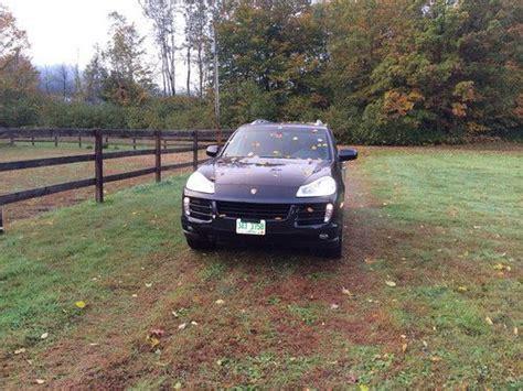 porsche truck 2009 buy used 2009 porsche cayenne s with porsche cpo warranty