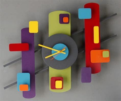 modern style wall clock 10 coolest affordable retro modern wall clocks 300