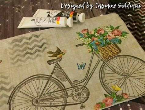 Decoupage For Beginners At Home - fabric decoupage for beginners at bloom and grow kormangala