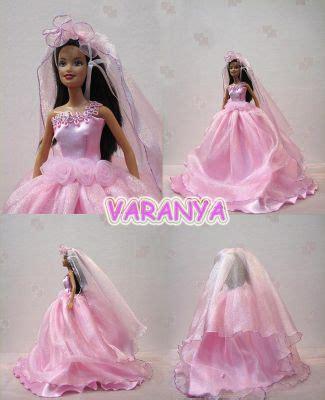 barbie dress varanya shop online : barbie doll gallery